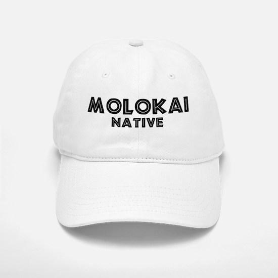 Molokai Native Baseball Baseball Cap