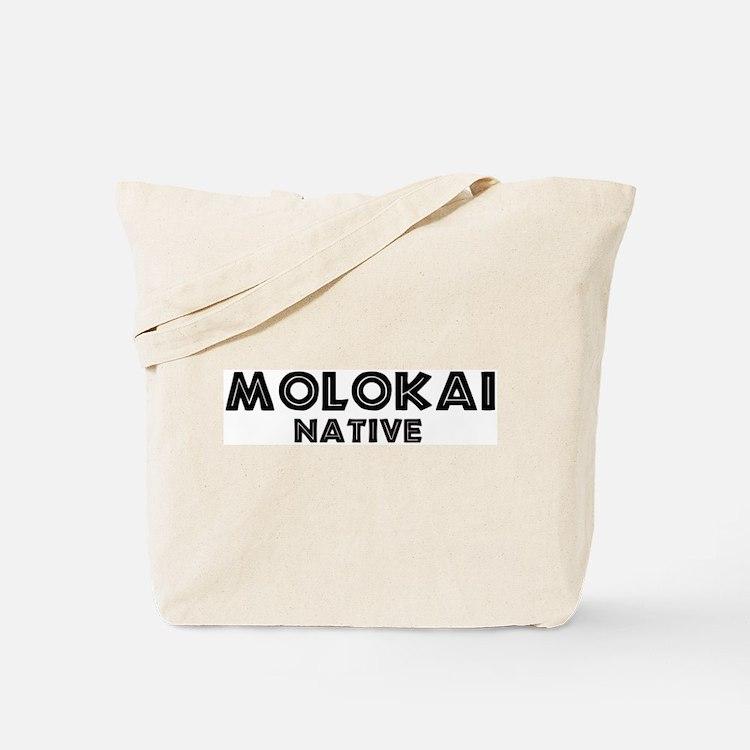 Molokai Native Tote Bag