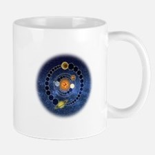 Two Mayan Calendar Endings Mug