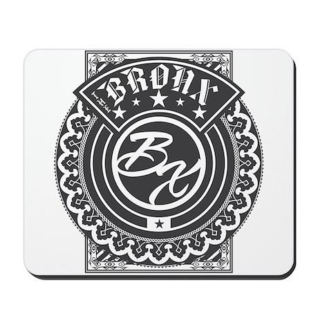 The Bronx Logo Mousepad