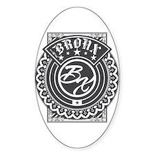 The Bronx Logo Decal