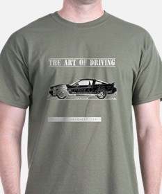 Driving Art Pony Car T-Shirt