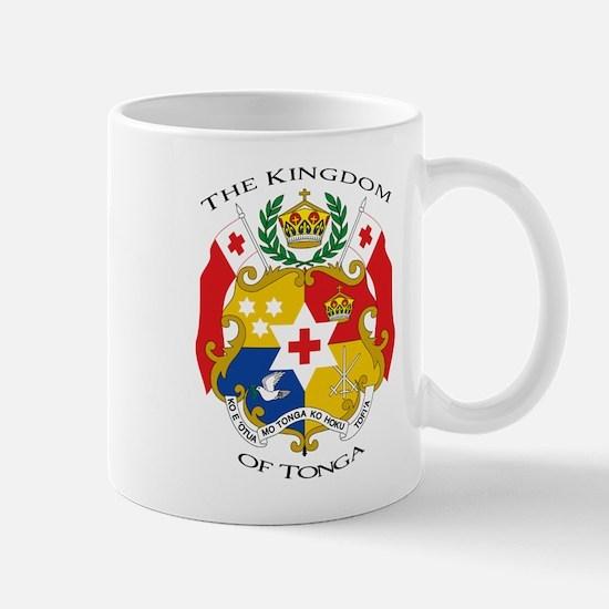 Tongan Sila Mug Mugs