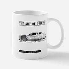 Driving Art Pony Car Mug