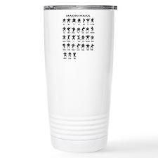 Maori Haka Travel Mug