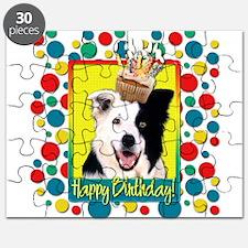 Birthday Cupcake - Bedlington Puzzle