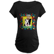 Birthday Cupcake - Border Collie T-Shirt