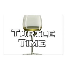 Turtle Time Postcards (Package of 8)