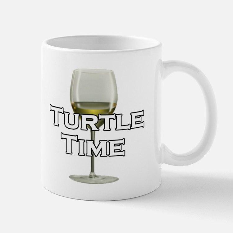 Turtle Time Mug