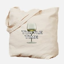 Turtle Time Tote Bag