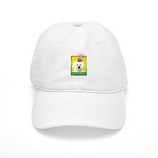 Birthday Cupcake - Bichon Baseball Cap