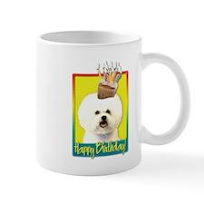 Birthday Cupcake - Bichon Mug