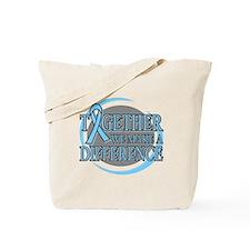 Prostate Cancer Support Tote Bag