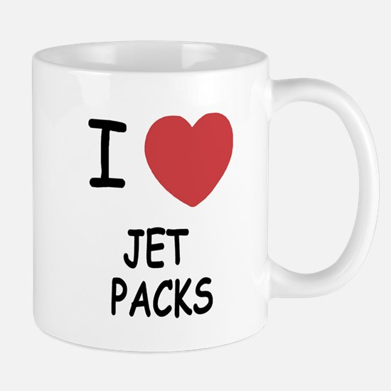 I heart jetpacks Mug