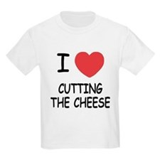 I heart cutting the cheese T-Shirt