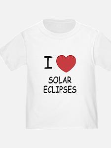 I heart solar eclipses T