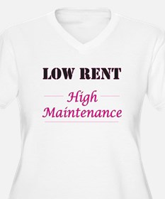 Funny Low rent T-Shirt