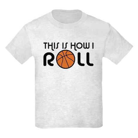Basketball Kids Light T-Shirt