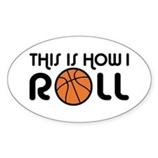 Basketball Stickers