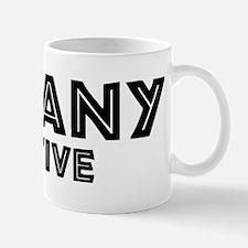 Albany Native Mug