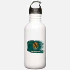 Oklahoma Flag Water Bottle
