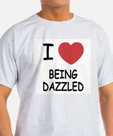 I heart being dazzled T-Shirt