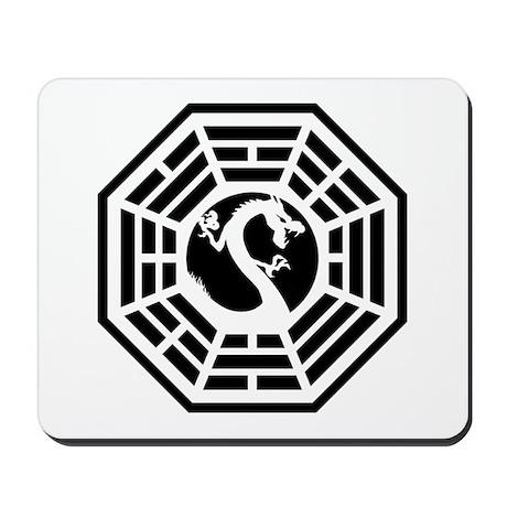 Draco Station Mousepad