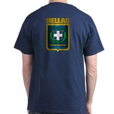 """Hellas"" (Greece) T-Shirt"