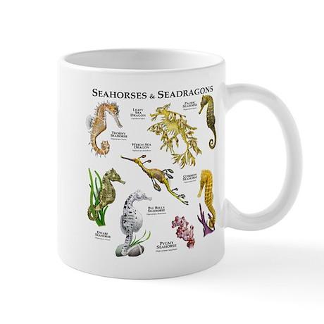 Seahorses & Seadragons Mug