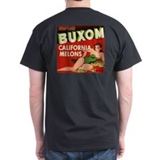 Buxom Melons Distressed T-Shirt