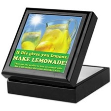 Lemony for the Home Keepsake Box