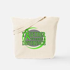 Non-Hodgkins Lymphoma Support Tote Bag