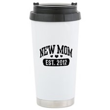 New Mom 2012 Travel Mug