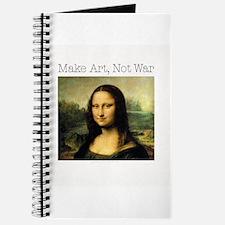 Make Art, Not War Journal