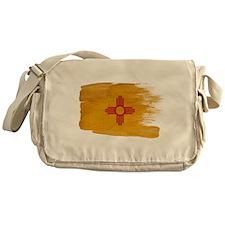 New Mexico Flag Messenger Bag