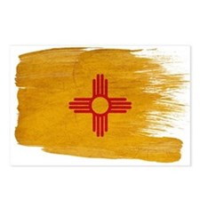 New Mexico Flag Postcards (Package of 8)