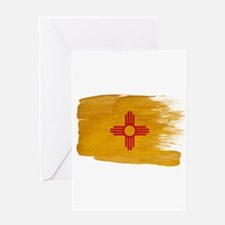 New Mexico Flag Greeting Card