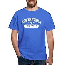 New Grandma 2012 T-Shirt