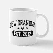 New Grandma 2012 Mug