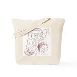 Brown Leonardo Tote Bag