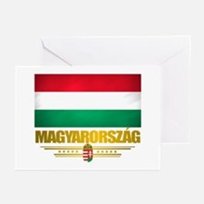 """Hungarian Pride"" Greeting Cards (Pk of 10)"