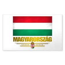 """""""Hungarian Pride"""" Decal"""
