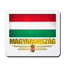 """""""Hungarian Pride"""" Mousepad"""