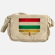 """Hungarian Pride"" Messenger Bag"