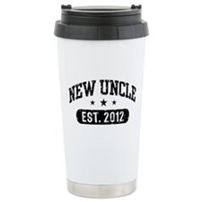 New Uncle Est. 2012 Travel Mug