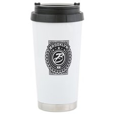 Brooklyn Logo Travel Mug