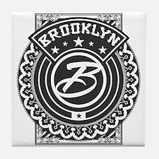 Brooklyn Logo Tile Coaster