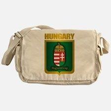"""Hungarian Gold"" Messenger Bag"