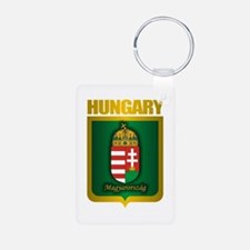 """""""Hungarian Gold"""" Keychains"""