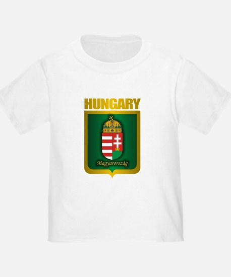"""Hungarian Gold"" T"